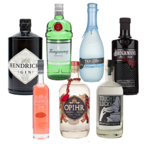 Gin Range